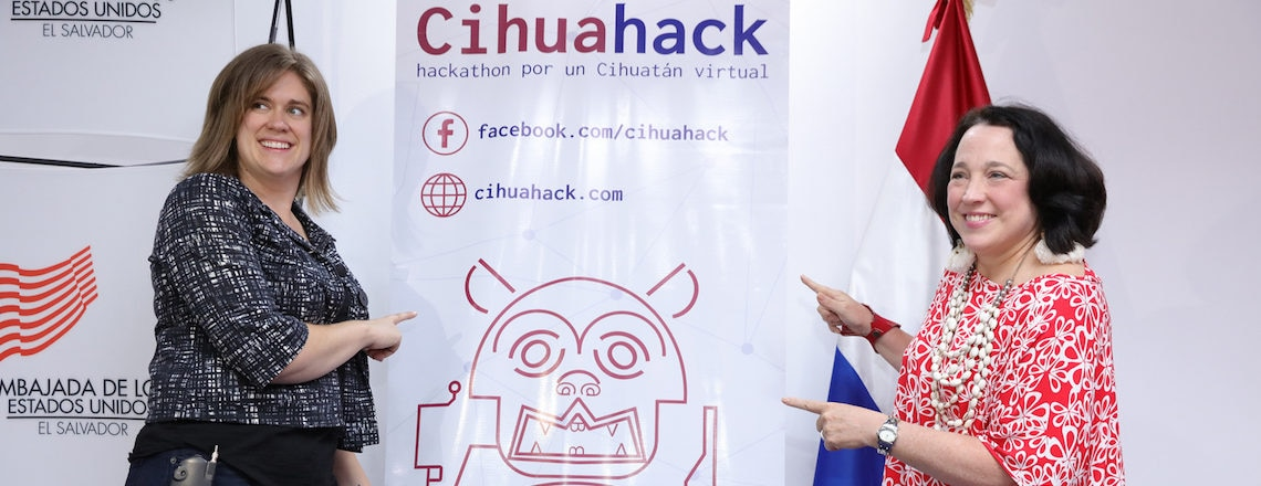 """Cihuahack""Launch"