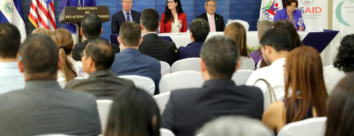 Remarks by Ambassador Manes, November 13, 2018