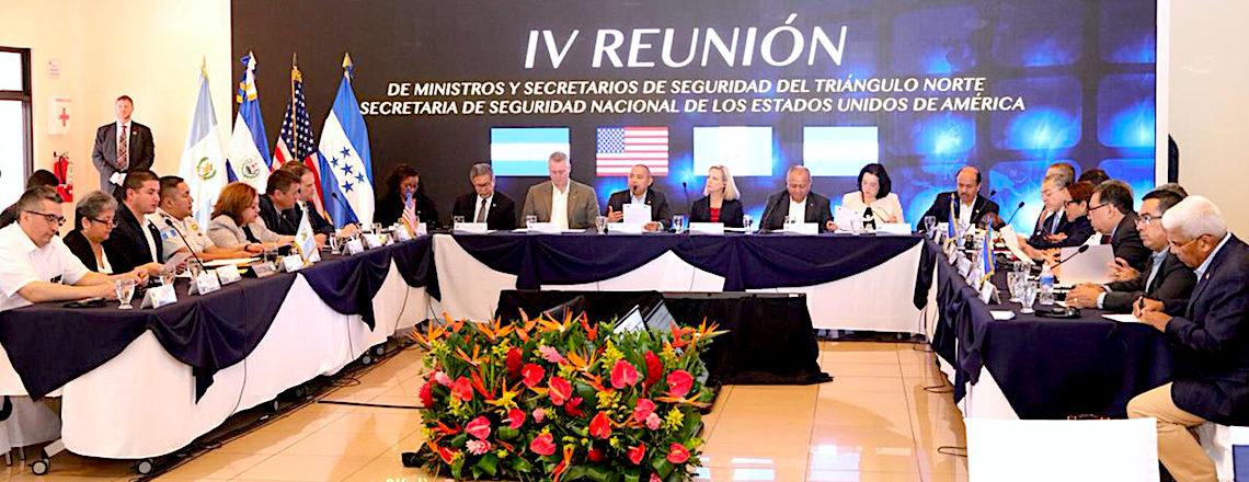 La Secretaria Nielsen anuncia medidas históricas con ministros de Seguridad del TN